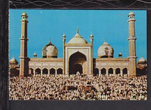 Jama Mosque,New Dehli,India Postcard BIN