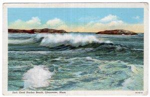 Gloucester, Mass, Surf, Good Harbor Beach