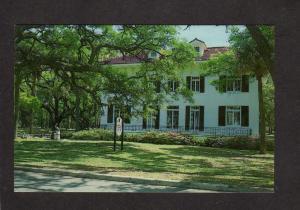 GA Goodyear Cottage Garden Club Jekyll Island Georgia Postcard