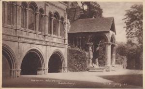 RP; CANTERBURY, Kent, England, United Kingdom; Nomar Staircase, 10-20s