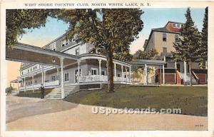 West Shore Country Club White Lake NY Unused