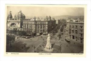 RP, Rambla Cataluna, Barcelona, Spain, 1920-1940s