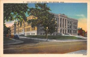 25684 MA, New Bedford, 1920, New Bedford High School, No. 6