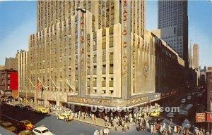 Radio City Music Hall, New York City, New York