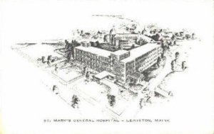 St. Mary's General Hospital in Lewiston, Maine