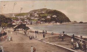 The Strand & North Hill, Minehead (Somerset), England, UK, 00-10s