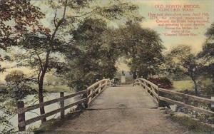 Massachustetts Concord Old North Bridge