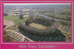 Go Bucks - Buckeyes Football Stadium - Ohio State University, Columbus, Ohio
