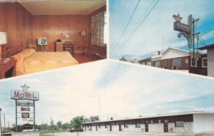 Restaurant-Motel L´Oiseau Bleu, lac A la Tortue - Co. Laviolette , Quebec , ...