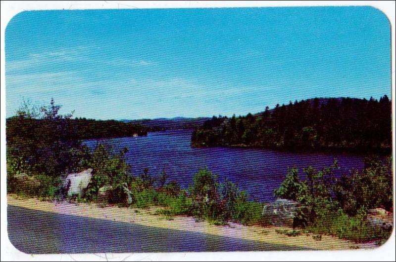 Seventh Lake, Inlet, Adirondack Mts NY