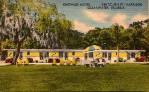 Florida Clearwater Knowles Motel