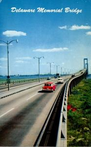 New Jersey Turnpike Delaware Memorial Bridge