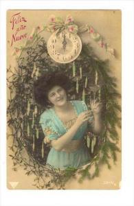 RP  Feliz ano Nuevo, 1912