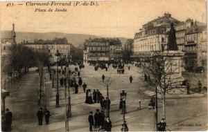 CPA CLERMONT-FERRAND (P.-de-D.) - Place de Jaude (221185)