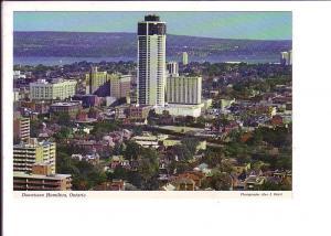 Hamilton, Ontario, Canada Downtown,
