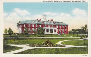 Mitchell Hall, Wilberforce University, WILBERFORCE, Ohio, 1910-1920s