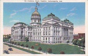 Indiana State Capitol Indianapolis Indiana
