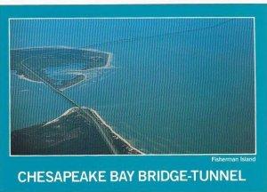 Chesapeake Bay Bridge-Tunnel Fisherman Island