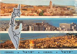 BR4293 Israel multi views  israel