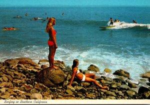 California Surfing In Southrn Calidornia