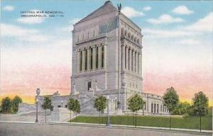 Indiana Indianapolis Indiana War Memorial