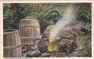 Kentucky Making Moonshine In Kentucky Curteich