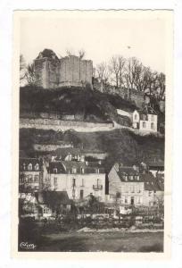 RP, Ruines Du Chateau Feodal- Le Chapitre, Aubusson (Creuse), France, 1920-1940s