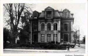 CPA Eindhoven Gemeentehuis NETHERLANDS (728535)