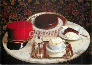 Postcard Modern Vienna (Australia) Chocolate Liegeois