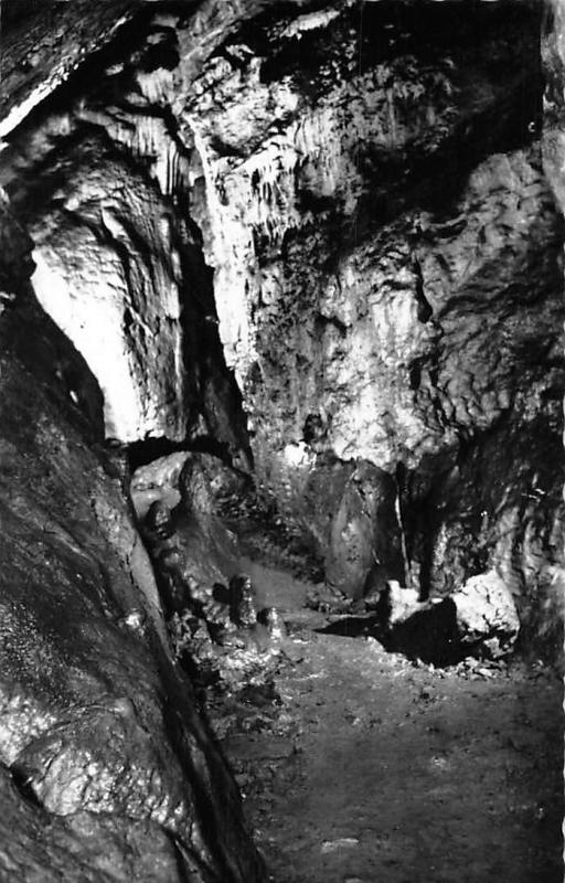 Belgium Petigny Grottes de l'Adugeoir Salle des 2 Cascades