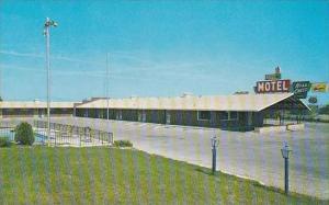 Kansas Pratt Hill Crest Motel