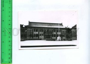 213373 CHINA construction of new buildings old photo