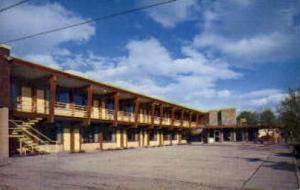 The Devonshire Motor Inn Kalispell MT Unused