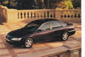1998 Honda Accord Sedan