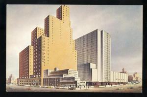 New York City, NY Postcard, Henry Hudson Hotel