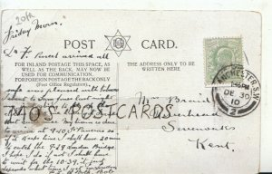 Genealogy Postcard - Braid - Riverhead - Sevenoaks - Kent - Ref 9097A