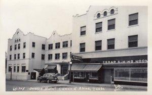 RP: COEUR d'ALENE , Idaho , 1930-40s ; Desert Hotel #3
