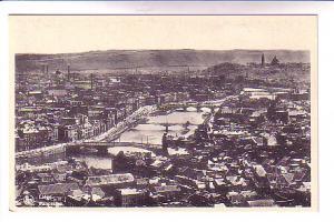 B&W,  Bridges, Panomara, Liege, Belgium