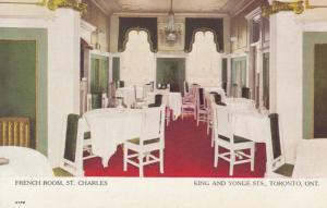 Interior #3, St Charles Restaurant , Toronto , Ontario, Canada , 00-10s