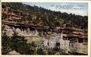 Ancient Cliff Dwellings in Phantom Cliff Canon