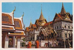 Thailand Bangkok Grand Palace Emerald Budda Temple