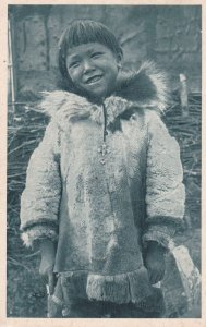 CERCLE ARCTIQUE, Alaska, 00-10s; Native Boy
