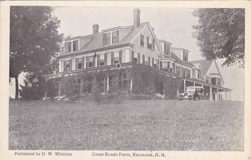 RAYMOND, New Hampshire , 00-10s ; Cross Roads Farm