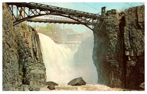 New Jersey  Paterson Great Falls  of Passaic River