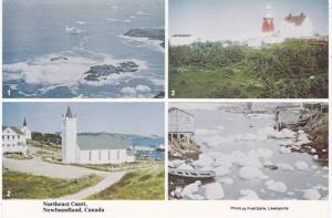 Northeast Coast , Newfoundland , Canada , 50-70s
