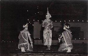 Danseuses Royals Cambodia, Cambodge Unused