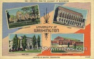University of Washington - Seattle