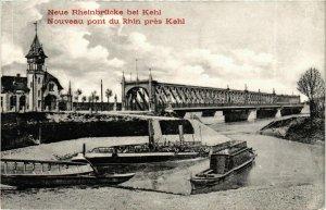 CPA AK Kehl- Neue Rheinbrucke GERMANY (903490)