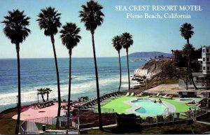 Sea Crest Resort Motel Pismo Beach California