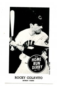Rocky Colavito, Detroit Tigers